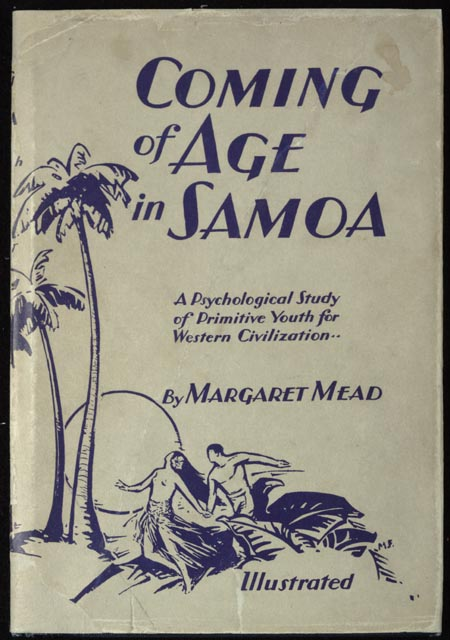 coming of age in samoa thesis